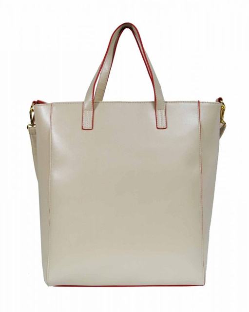 KABELKA SHOPPER BAG od Jazzi London (K2366) - bežová