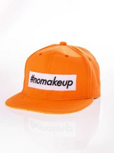 Luxusní Trendy Kšiltovka Snap Back - No Make Up